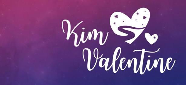 Banner Kim Valentine